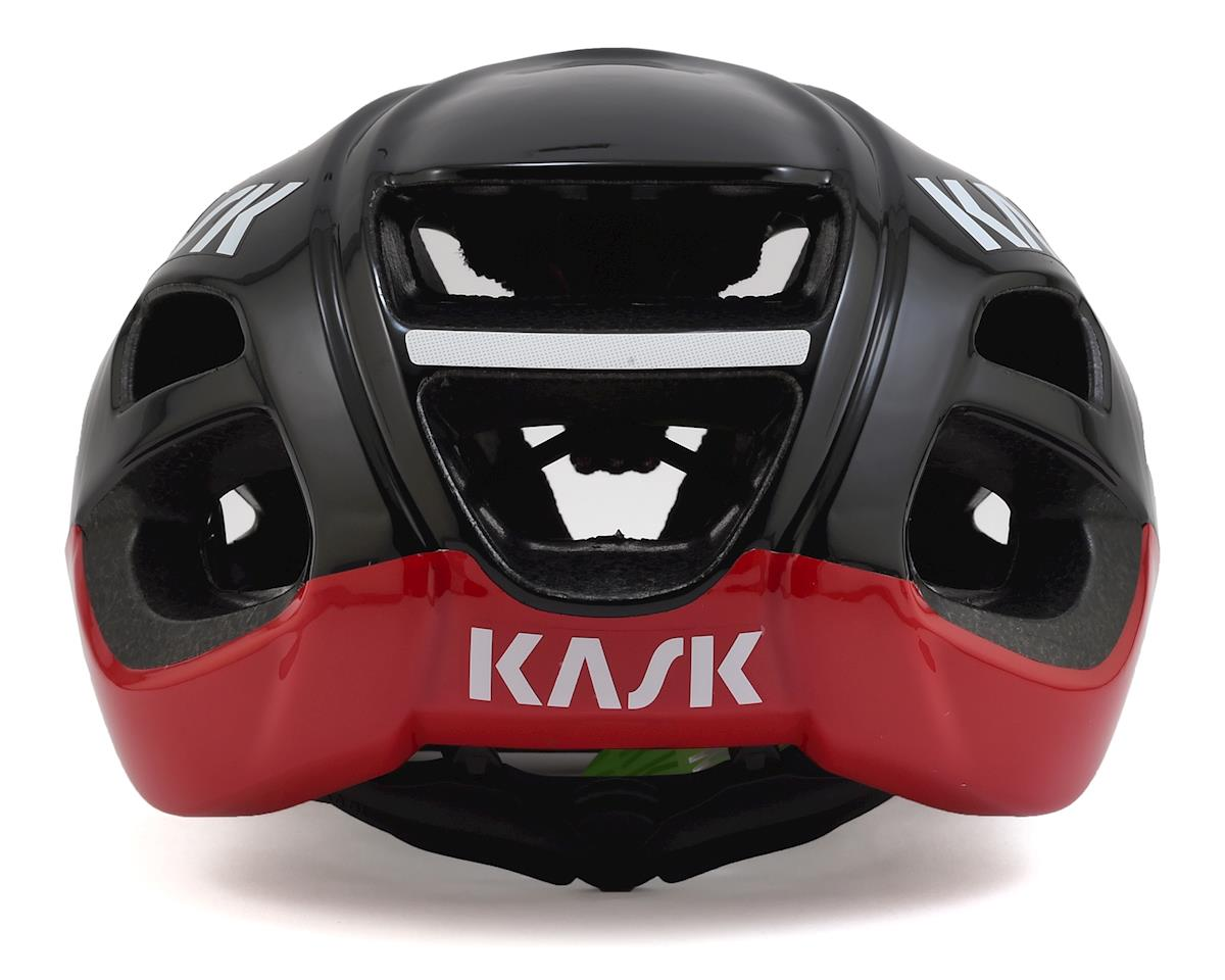 Kask Protone (Black/Red) (M)