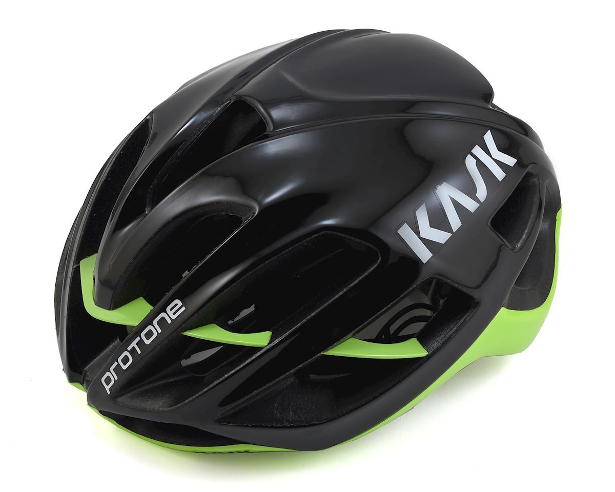 Kask Protone (Black/Lime)