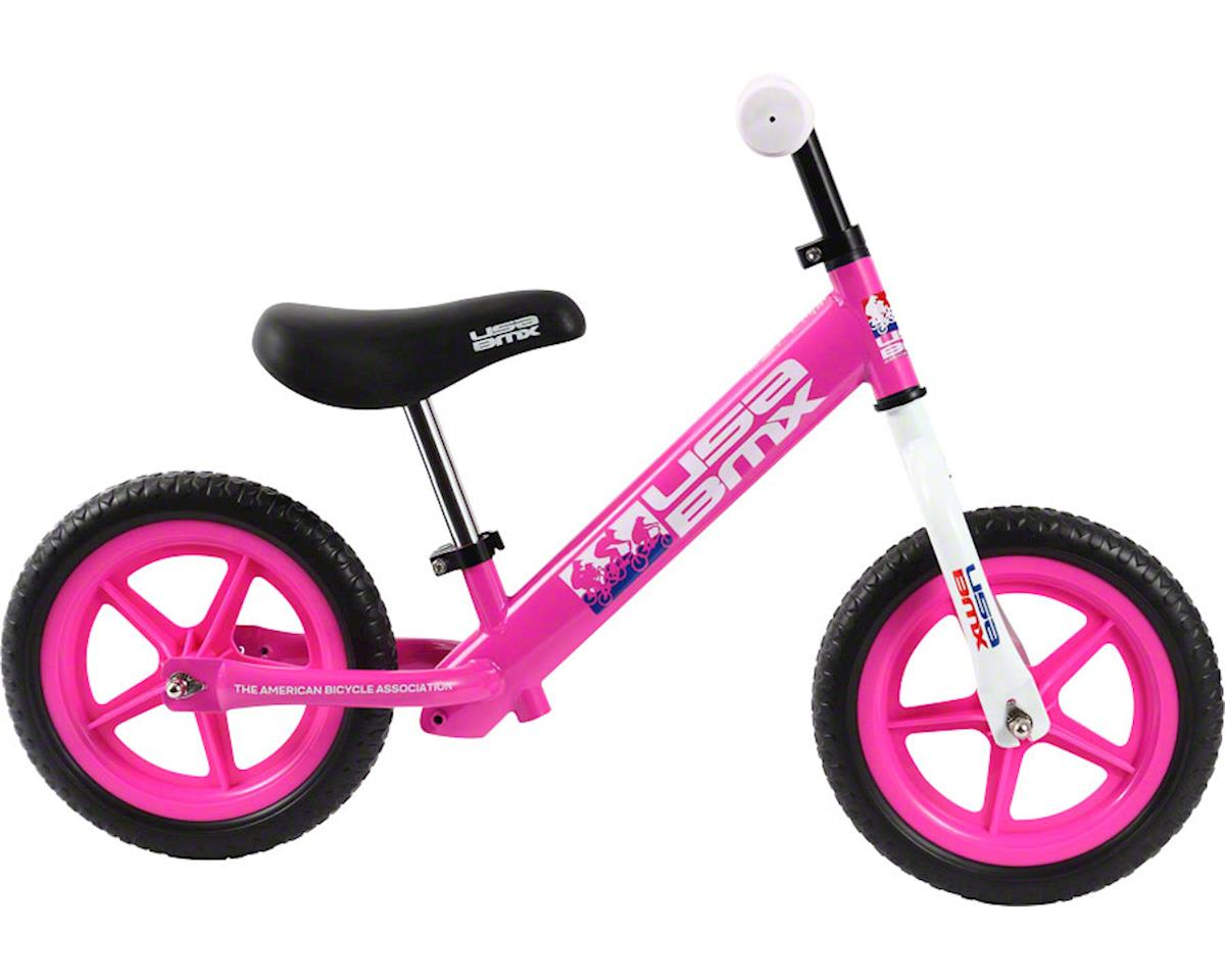 Kazam USA BMX Balance Bike: Pink