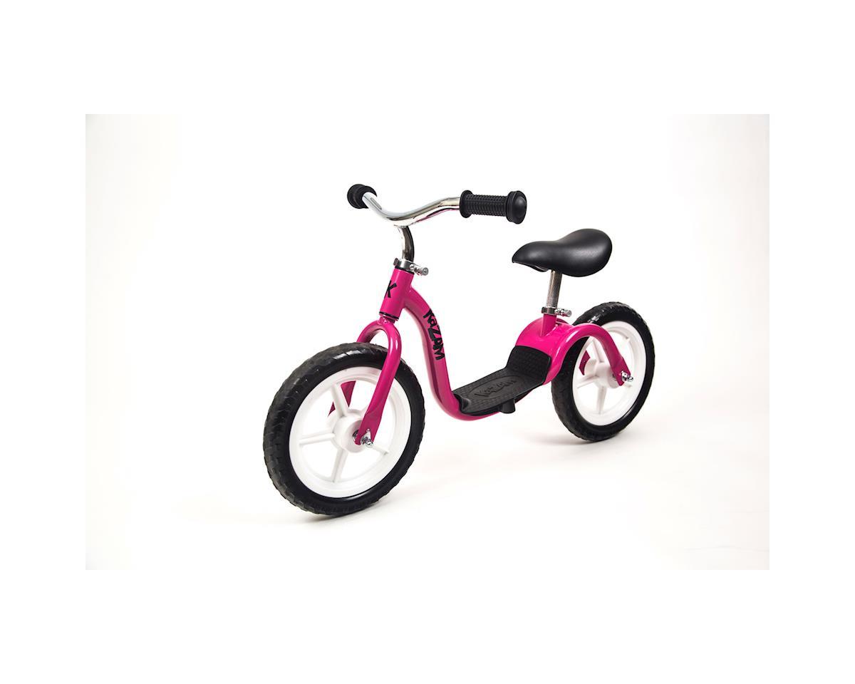 """Kazam v2e Kid's Balance Bike (Pink) (12"""")"""