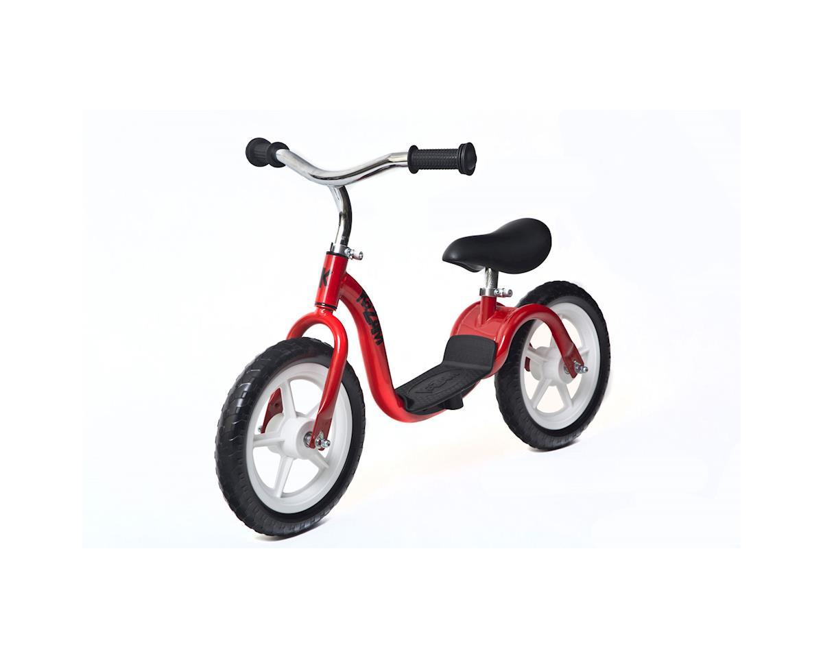 KaZAM v2e Balance Bike: Red