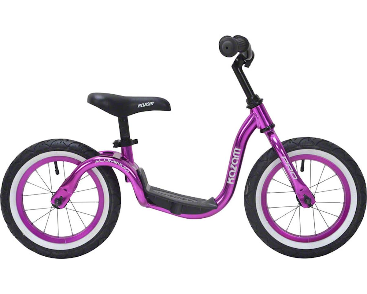 KaZAM Pro Aluminum Balance Bike: Brilliant Purple