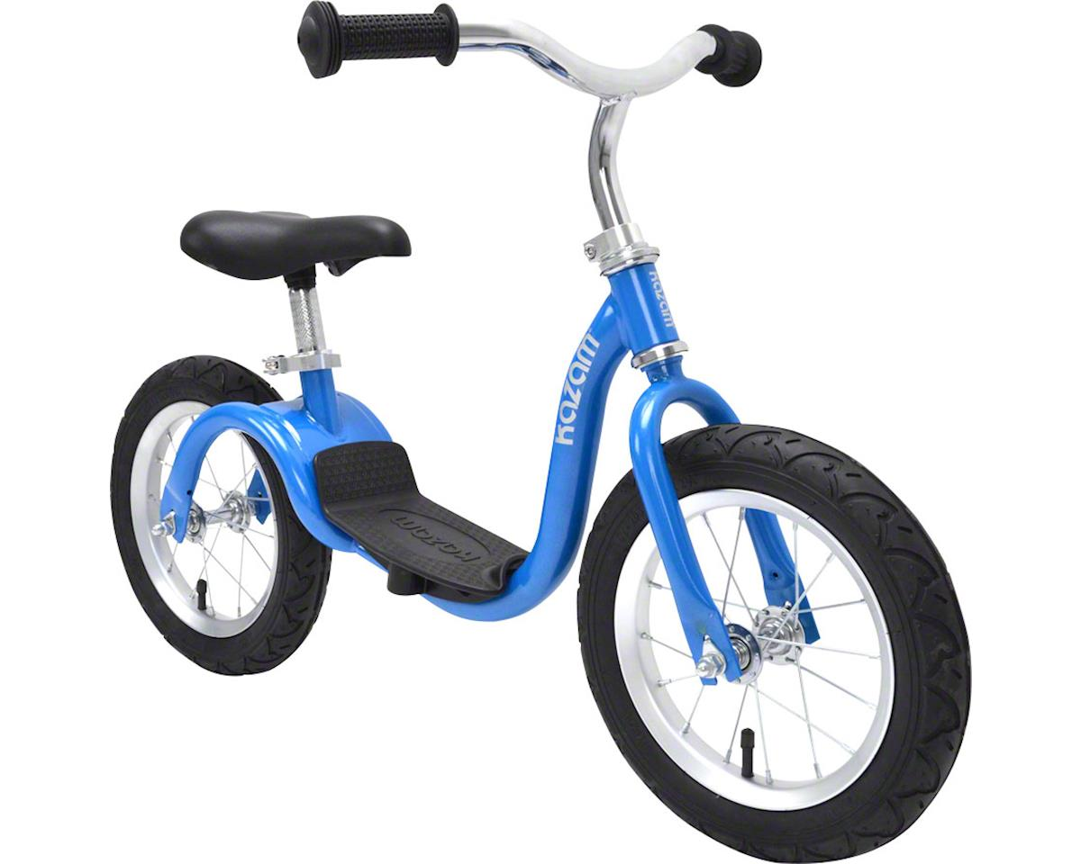 KaZAM v2s Balance Bike: Metallic Bright Blue