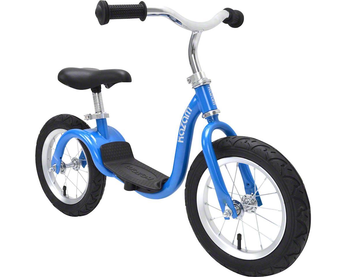 KaZAM v2s Balance Bike: Metallic Bright Blue