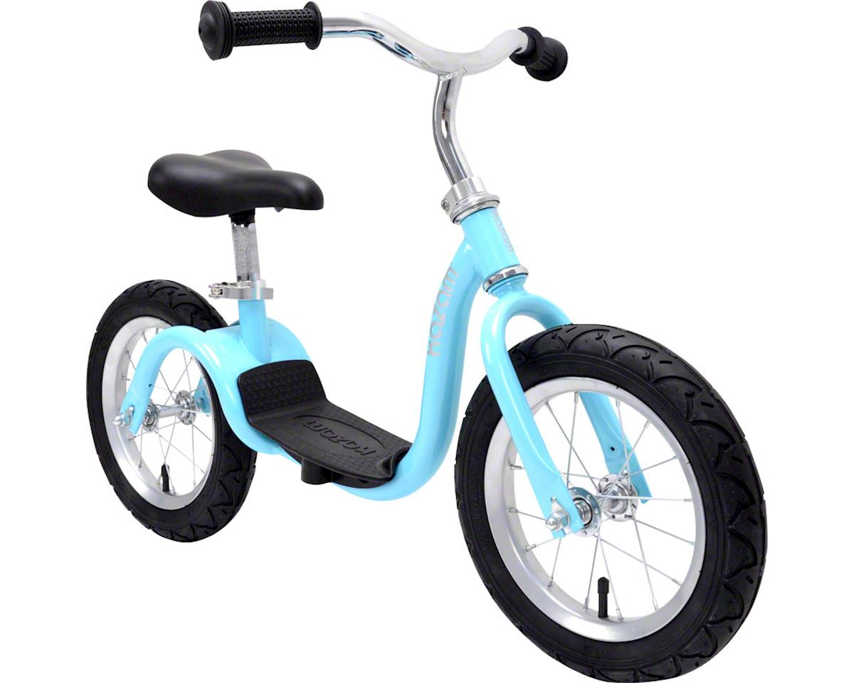 KaZAM v2s Balance Bike: Metallic Light Blue
