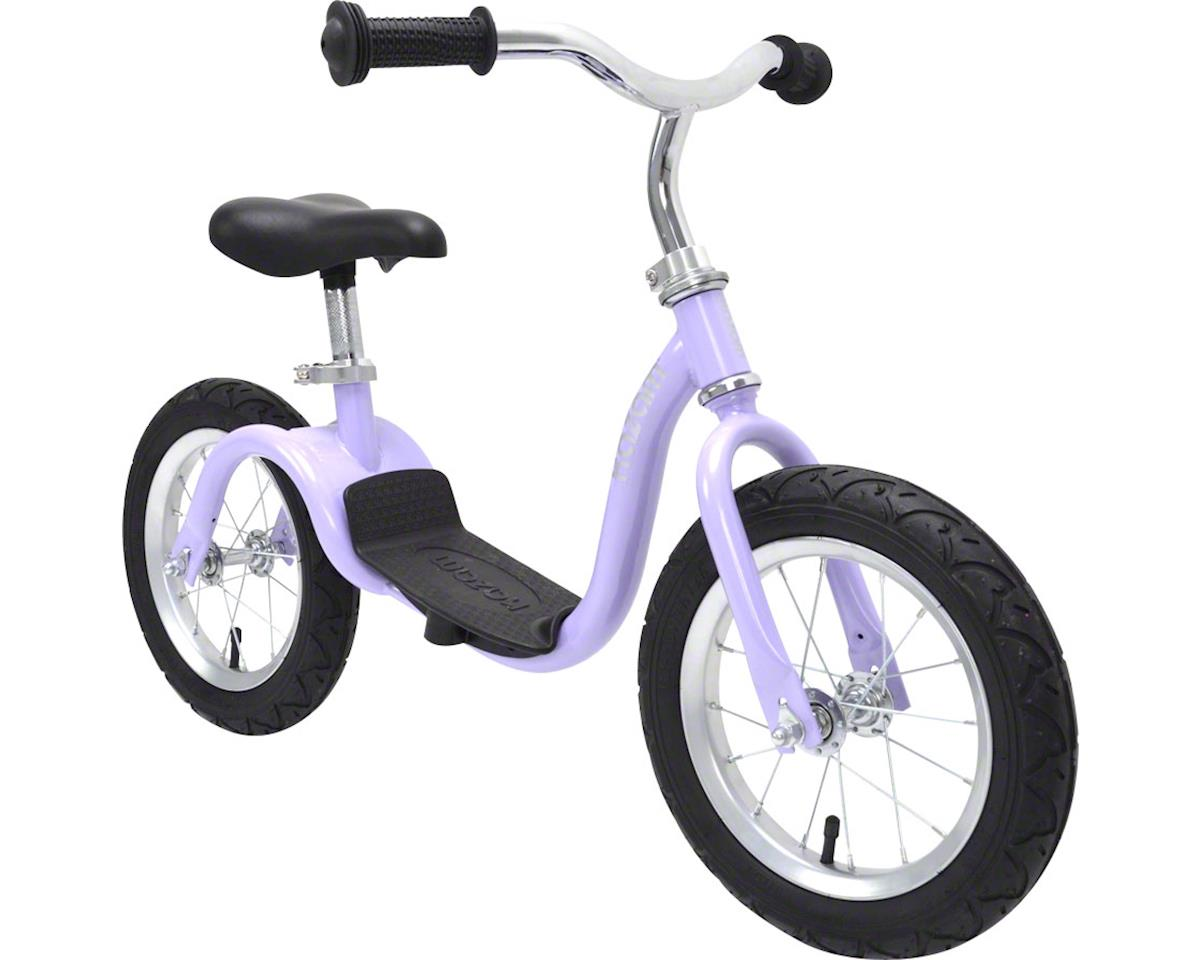 KaZAM v2s Balance Bike: Metallic Purple