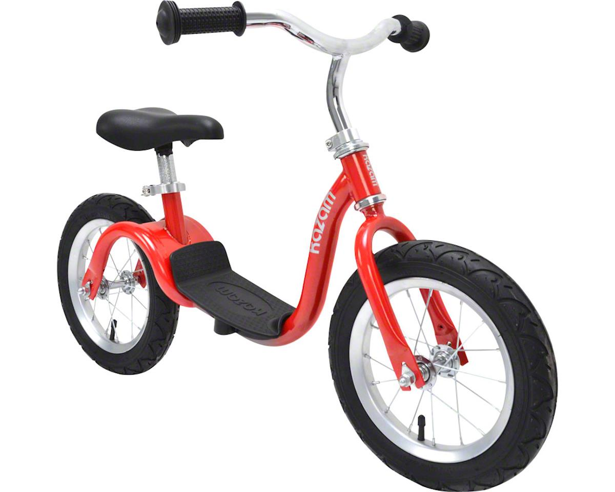 KaZAM v2s Balance Bike: Metallic Red
