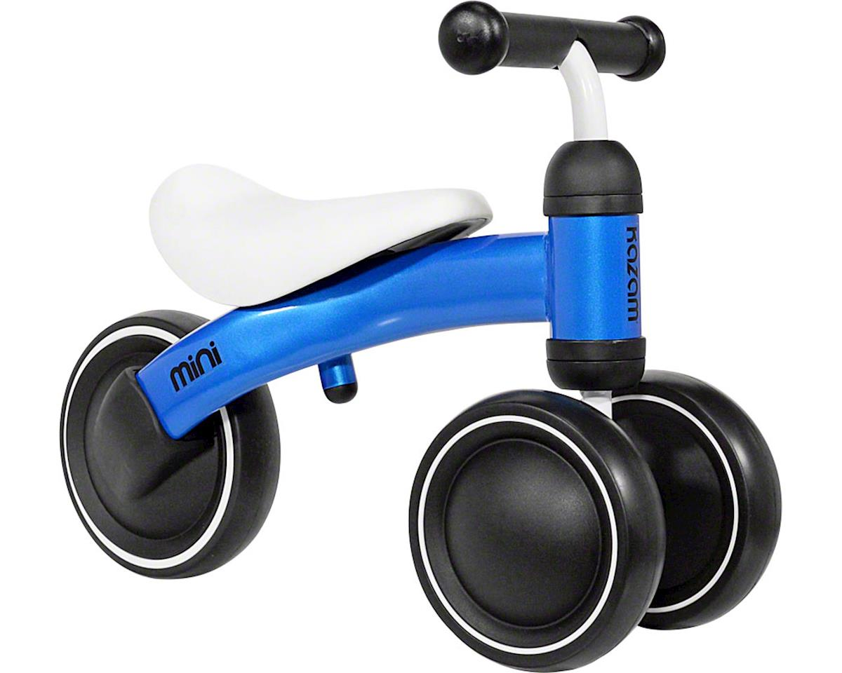 KaZam Mini Ride-On Trike: Blue