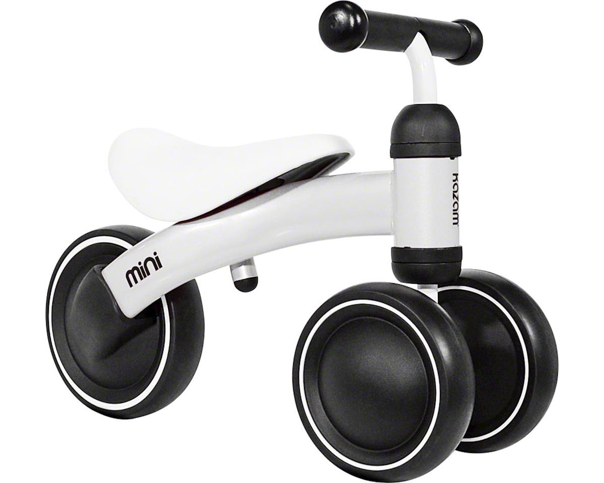 KaZam Mini Ride-On Trike: White