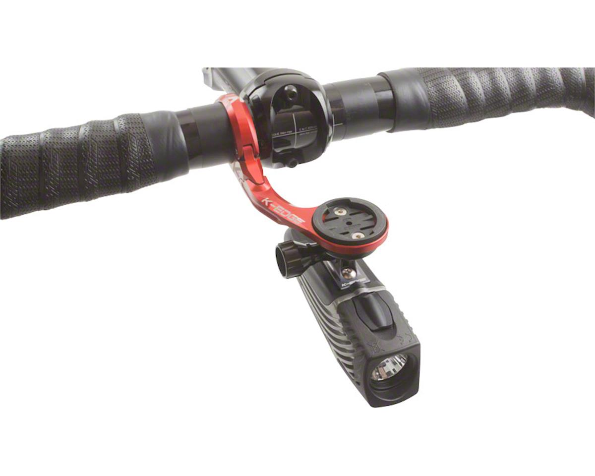 K-Edge Go Big Thumb Screw for Action Camera or Light (Black) (Aluminum)