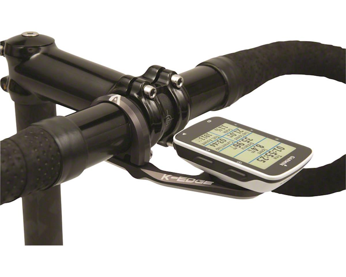K-Edge Sport Garmin Mount (Black) (31.8mm)