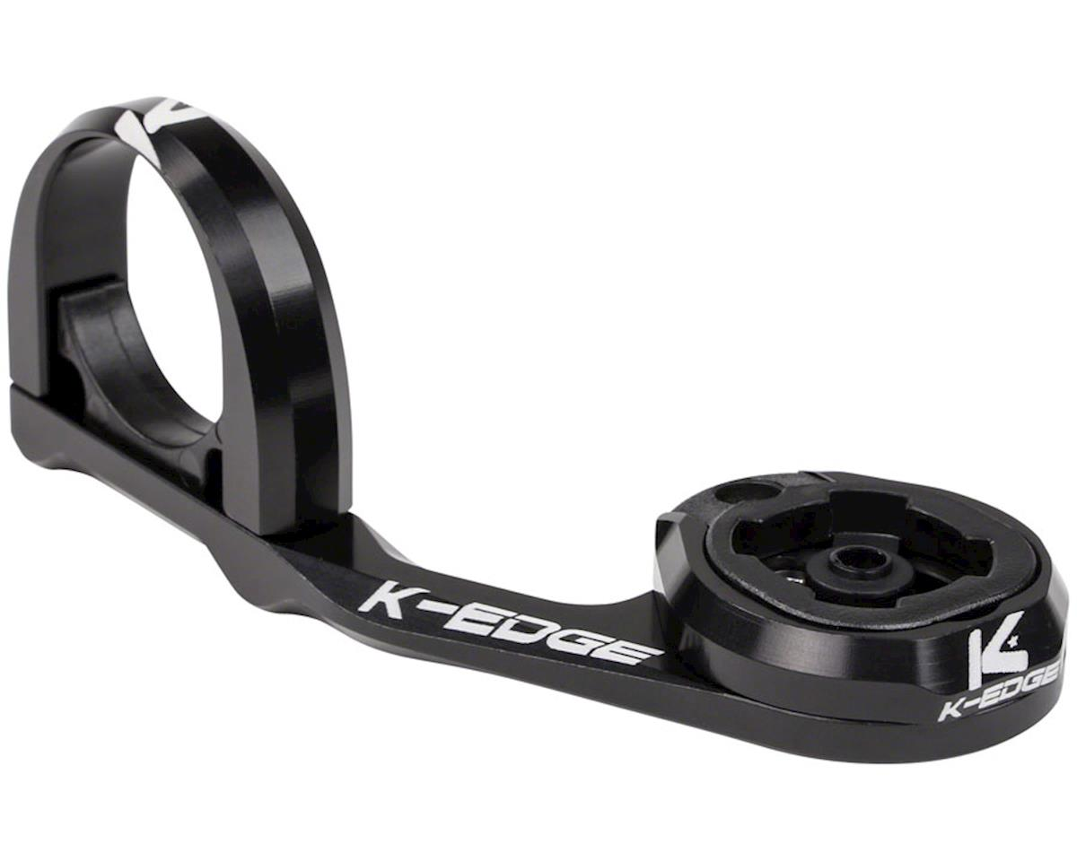 K-Edge Lezyne Sport Computer Handlebar Mount (Black Anodized) (31.8mm)