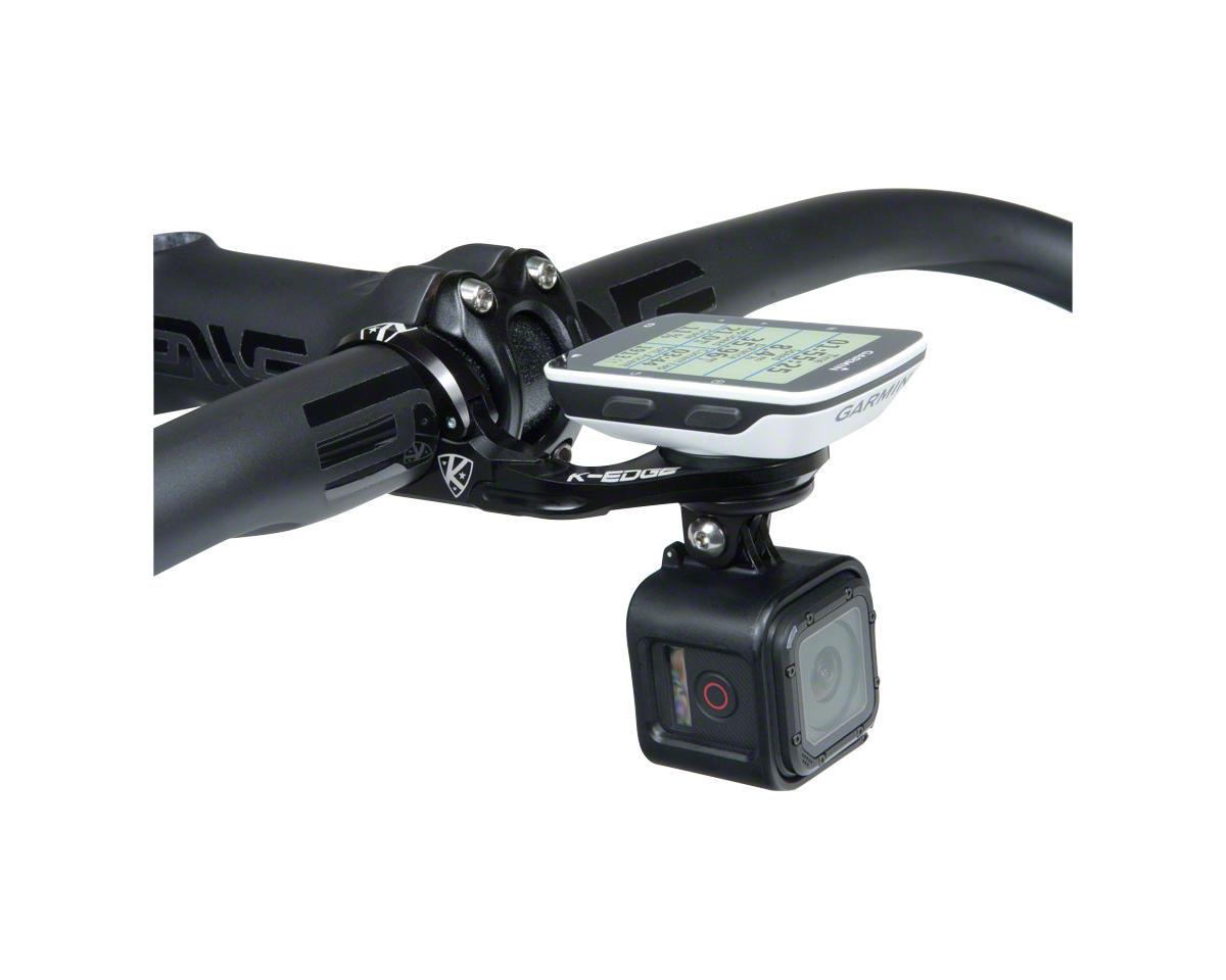 K-Edge Pro Garmin Combo Handlebar Mount (Black) (35mm)