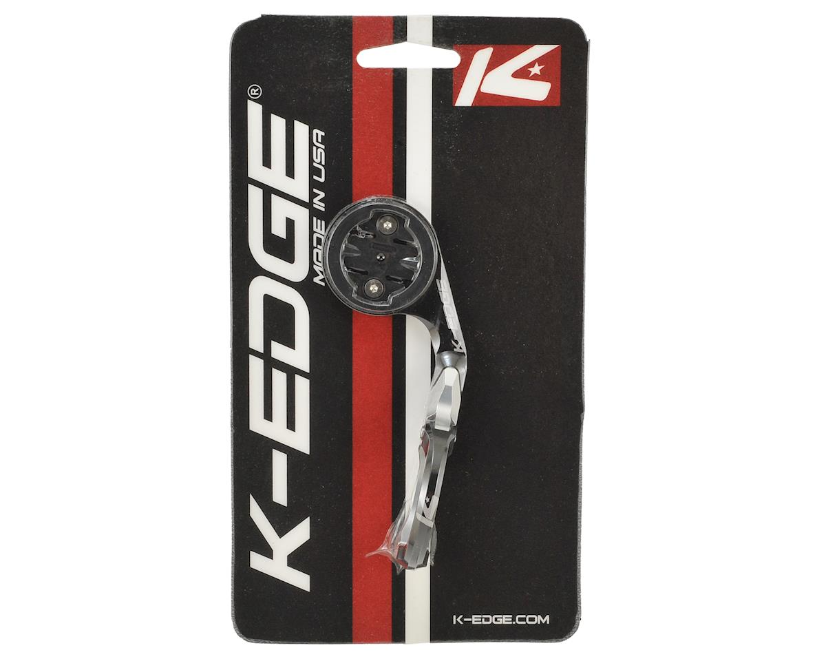 K-Edge Garmin Race (Black/Silver)