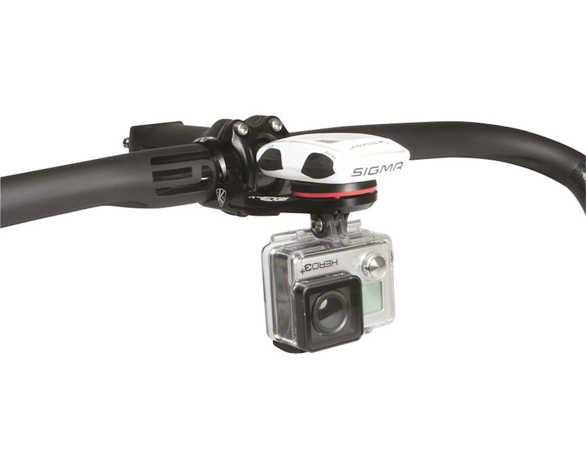 K-EDGE Sigma ROX 10.0 Combo Handlebar Mount, 35mm, Black