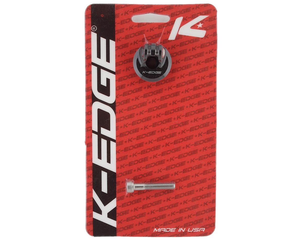 K-Edge Go Big GoPro Top Cap Mount, Black