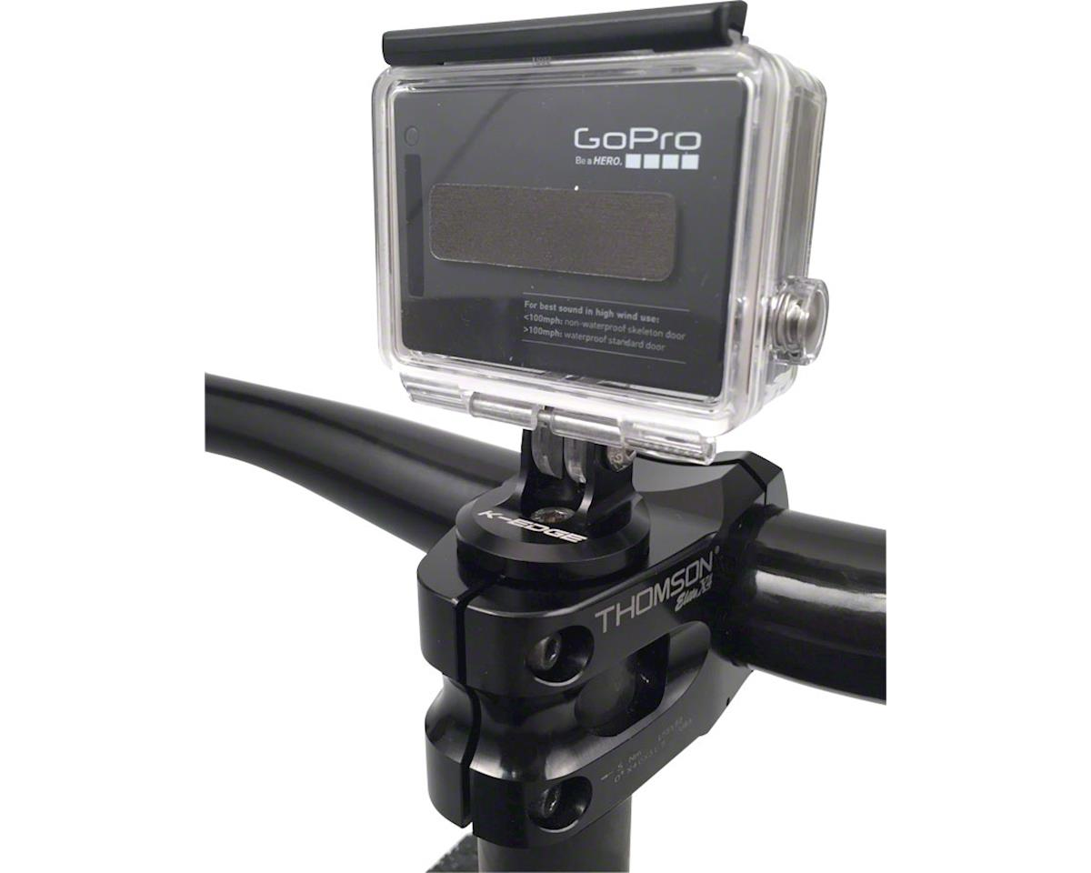 Image 2 for K-Edge Go Big GoPro Top Cap Mount, Black