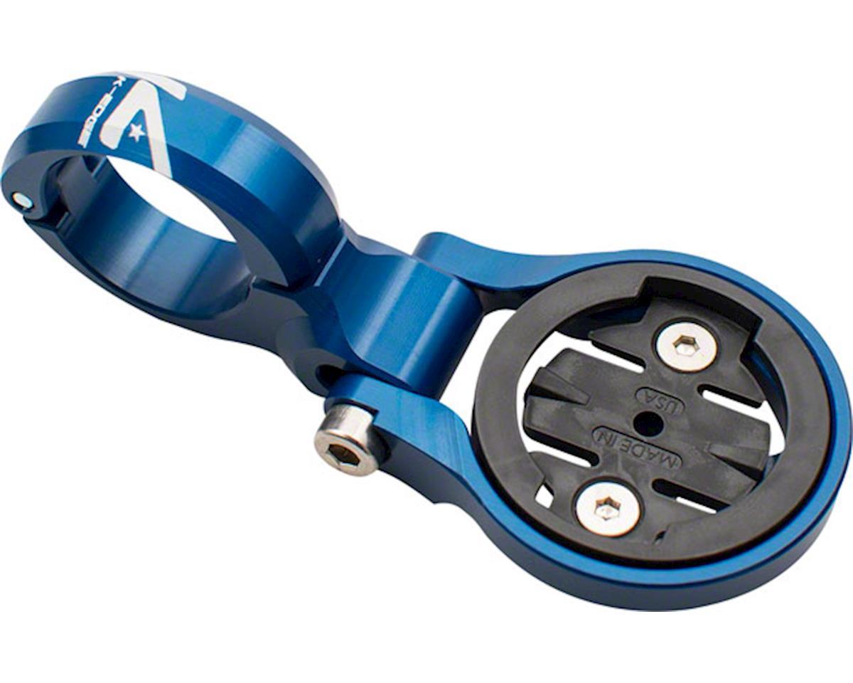 K-Edge Garmin Sport TT/Aero Handlebar Mount (Blue) (22.2mm)