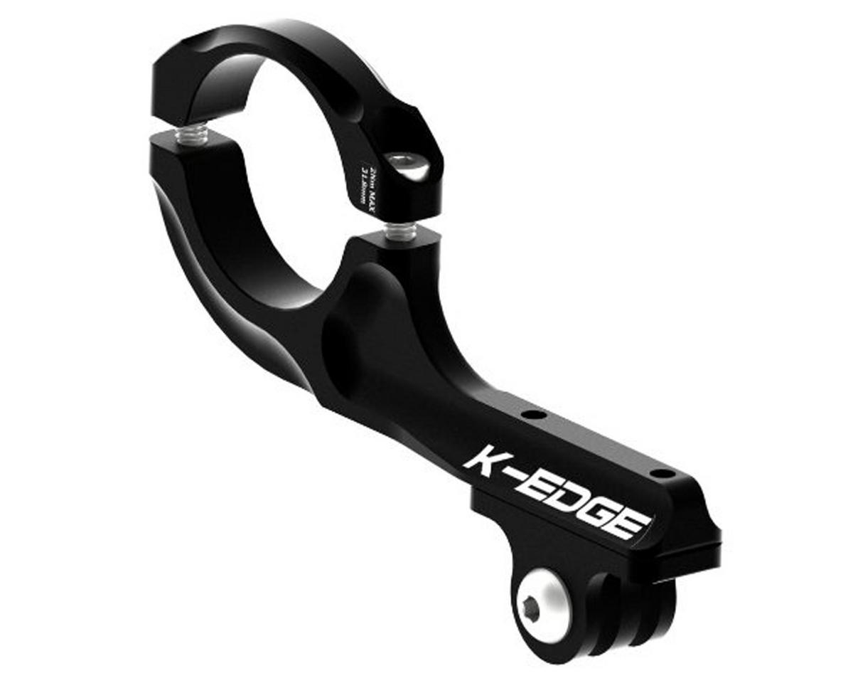 K-Edge Go Big Pro Handlebar Camera Mount (Black) (GoPro)