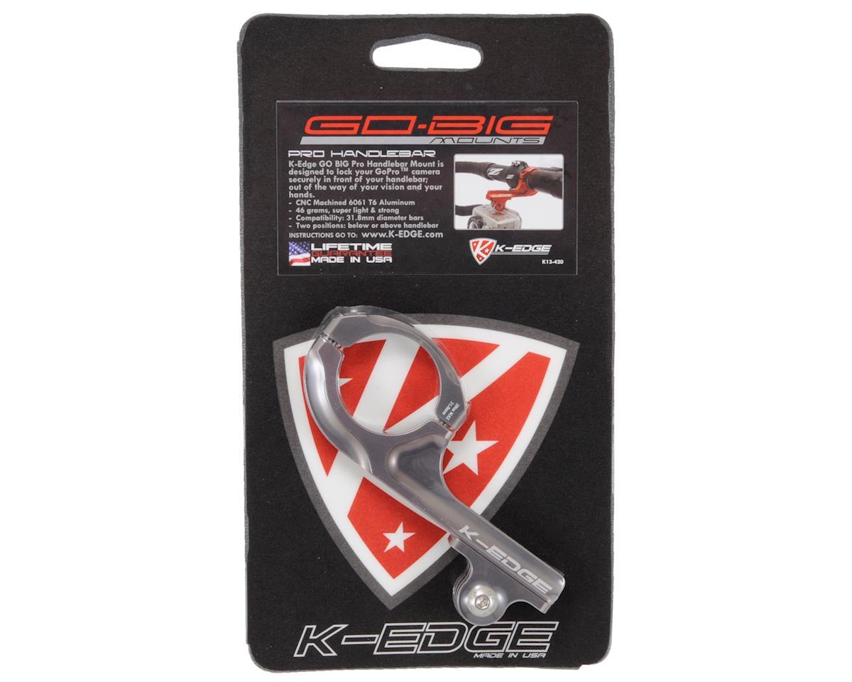 K-EDGE Go Big Pro Universal Action Camera and Light Dual Side Handlebar Mount 31