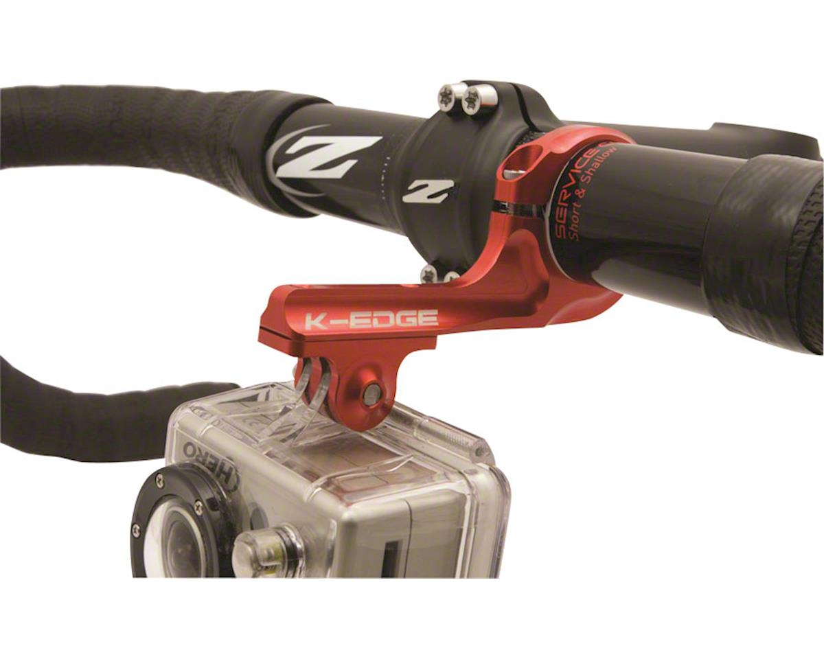 Image 2 for K-EDGE Go Big Pro Universal Action Camera and Light Dual Side Handlebar Mount 31