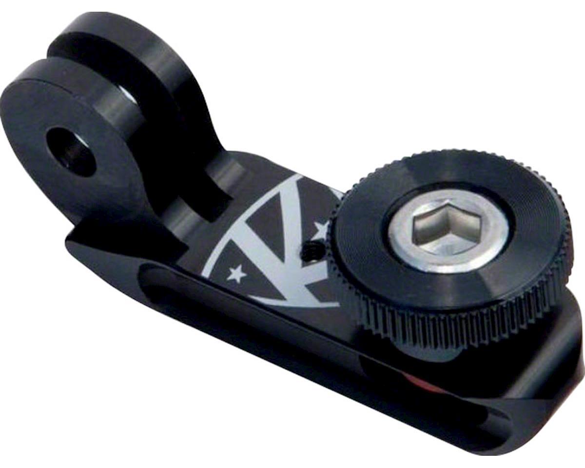 "K-EDGE GO BIG Universal (0.25""x20) Camera Adapter Mount, Black"