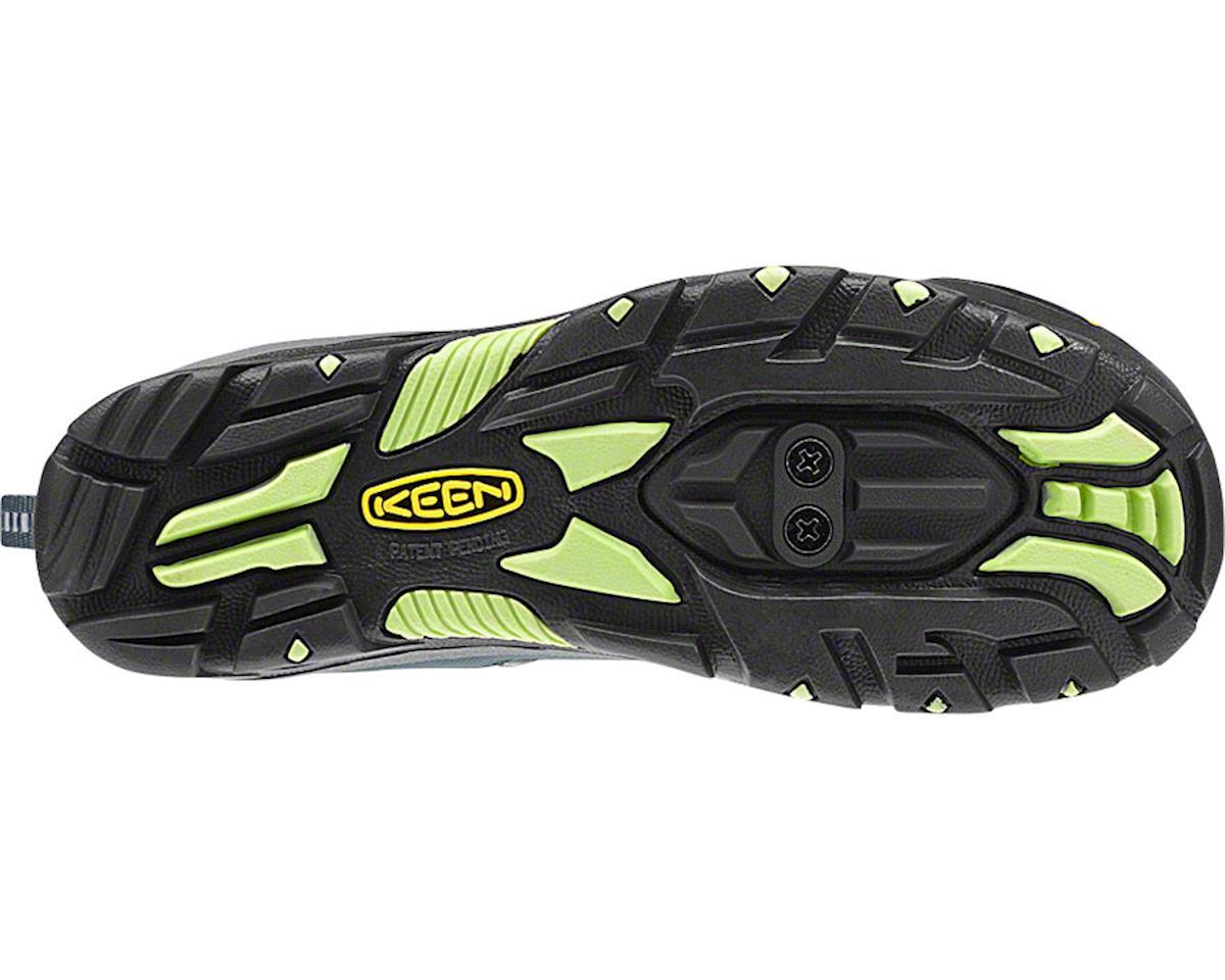 Keen Women's Commuter 4 Sandal: Midnight Navy/Green Glow 5.5