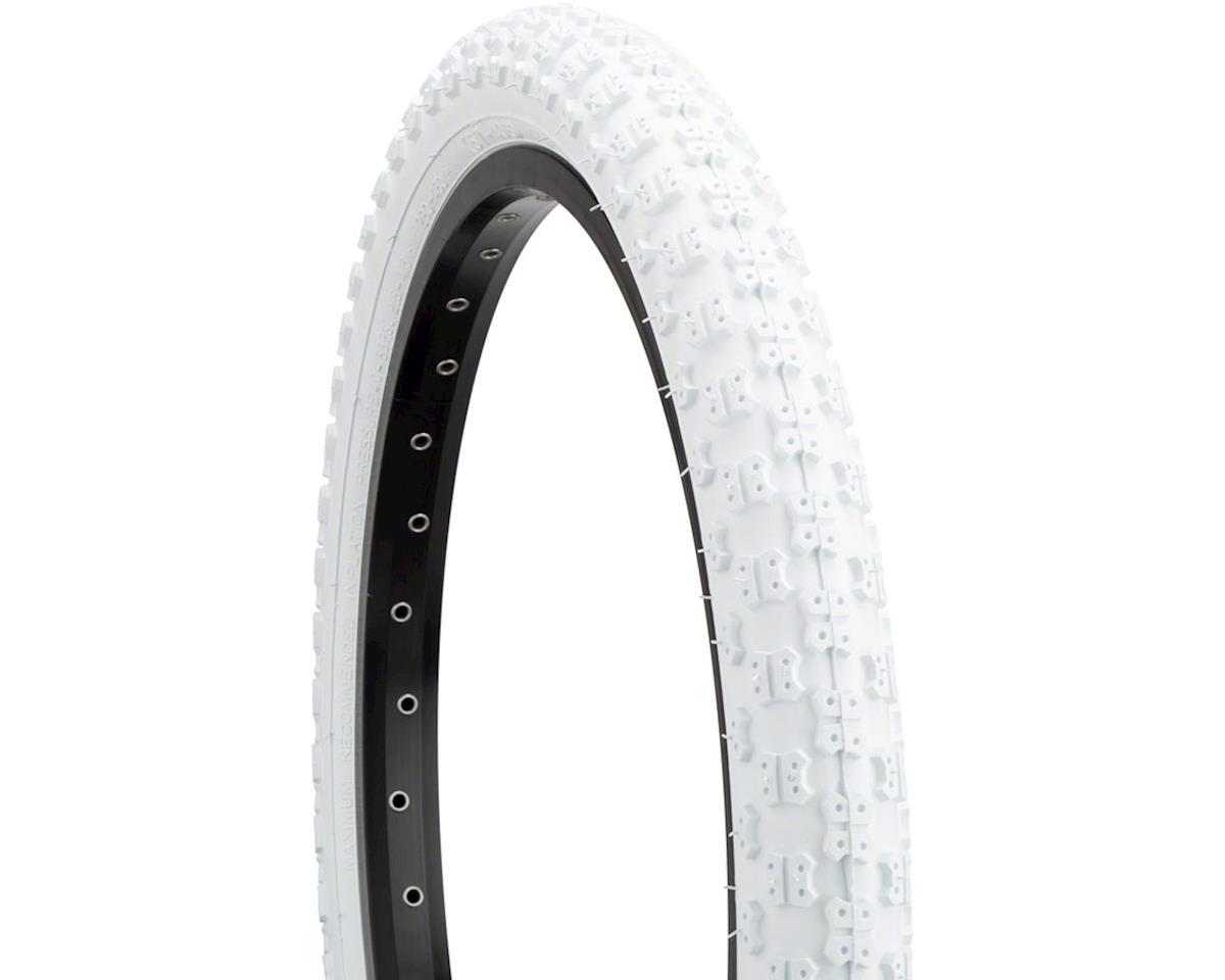 "K50 Tire 20x2.125"" Steel Bead White"