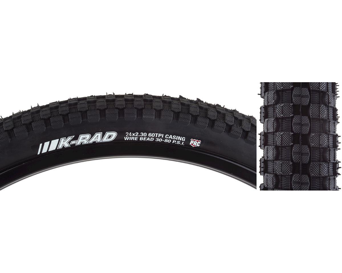 """Kenda K-Rad Sport SRC Tire (Black) (24"""" x 2.3"""")"""