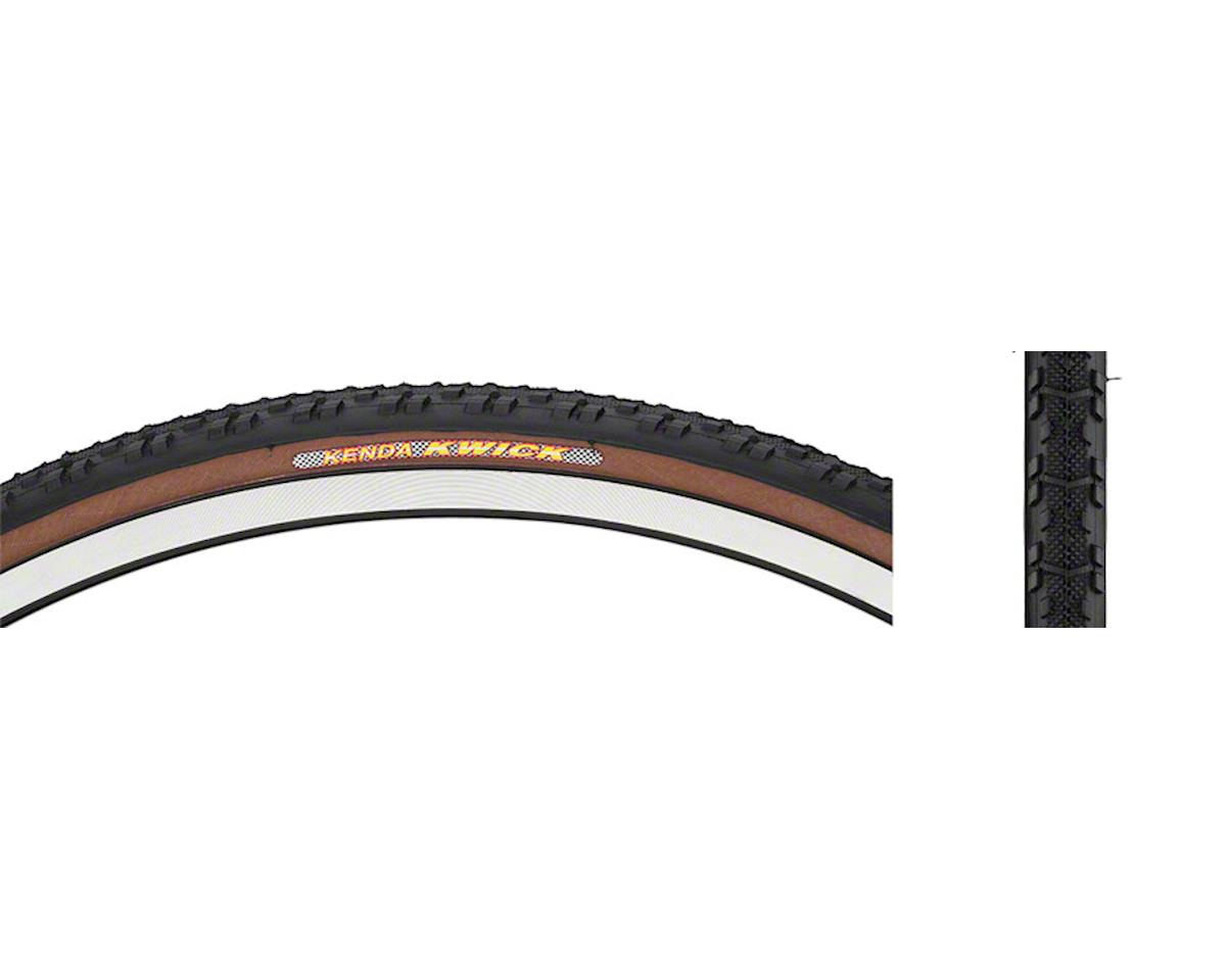 Kenda Kwick Tire 700x30c Steel Bead Black/Mocha