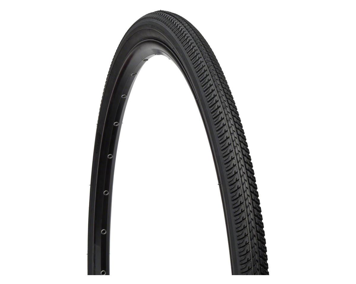 Kenda Kourier Tire - 700 x 35, Clincher, Wire, Black, 60tpi