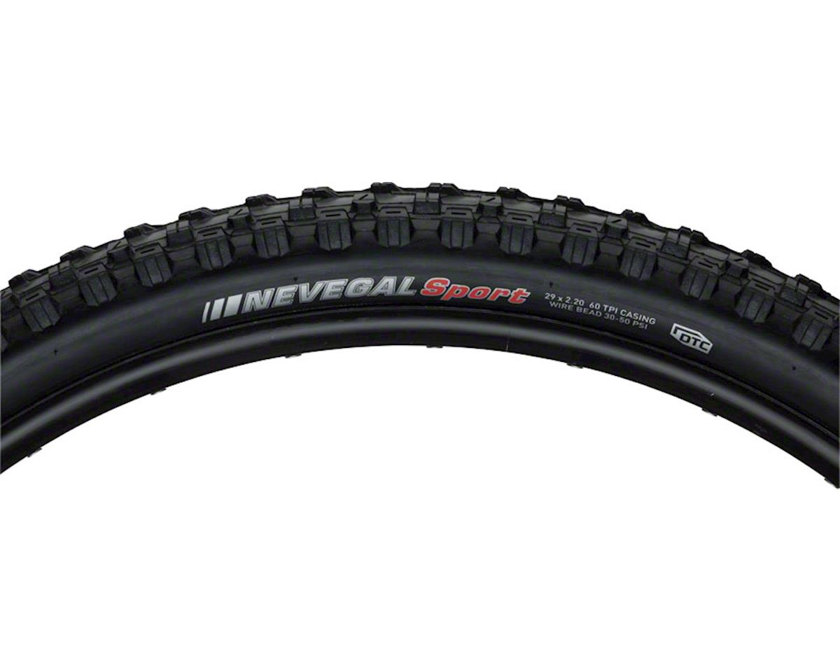 "Nevegal Sport Tire: 29 x 2.2"" Steel Bead, Black"