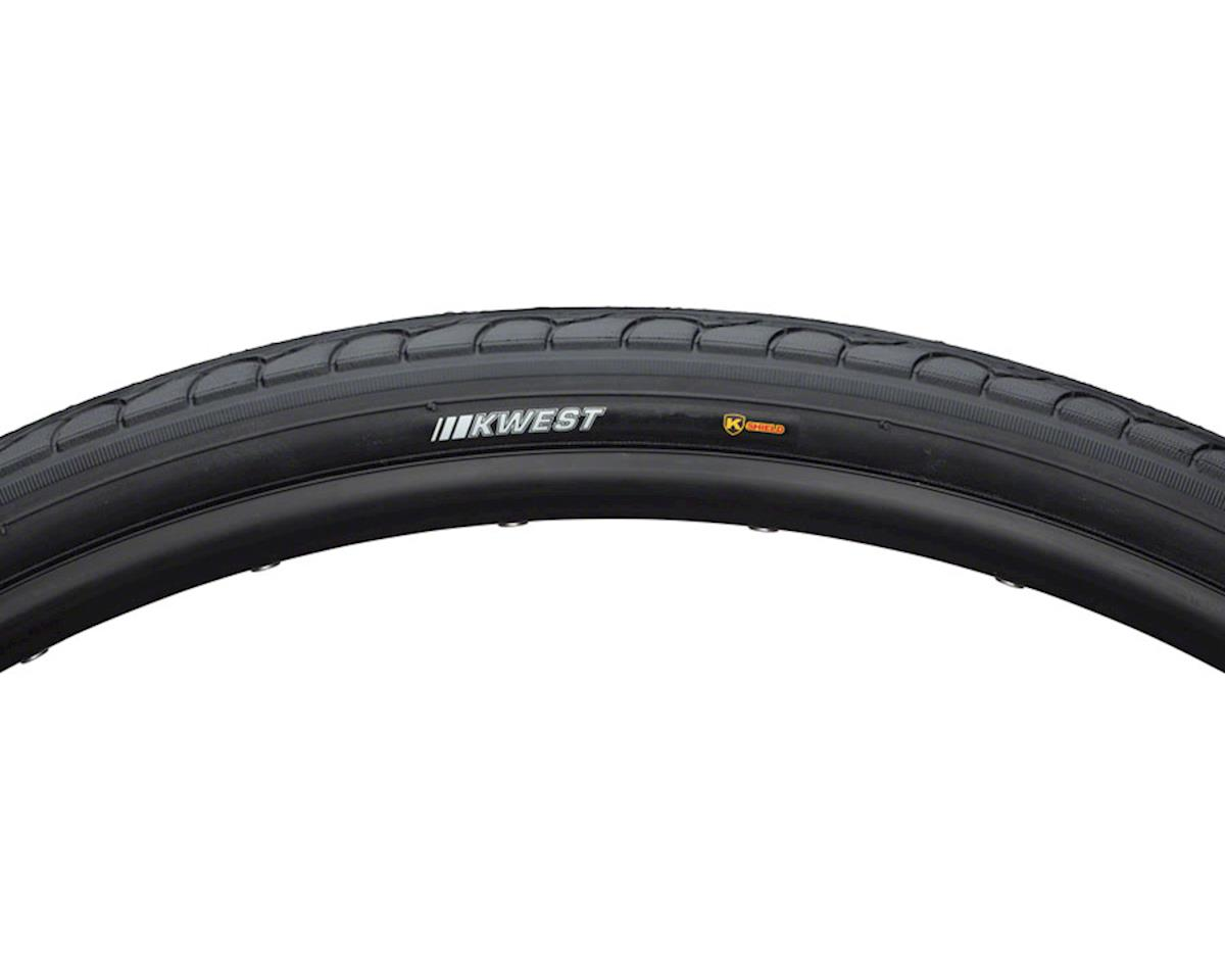 "Image 3 for Kenda Kwest K193 Tire 26"" x 1 .5"" Steel Bead Black"