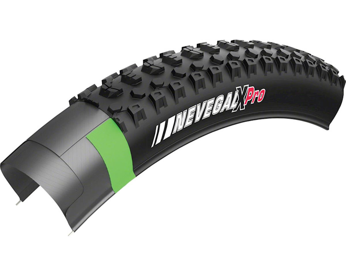 "Kenda Nevegal X Pro Tire: 29 x 2.2"" DTC and KSCT Folding Bead"
