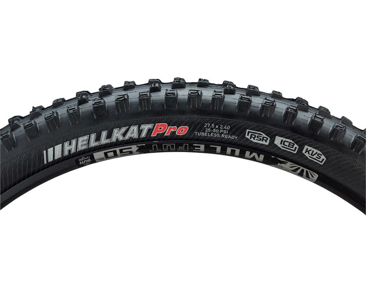 "Hellkat Pro DH Tire: 27.5"" x 2.40"" Wire Bead, Black"