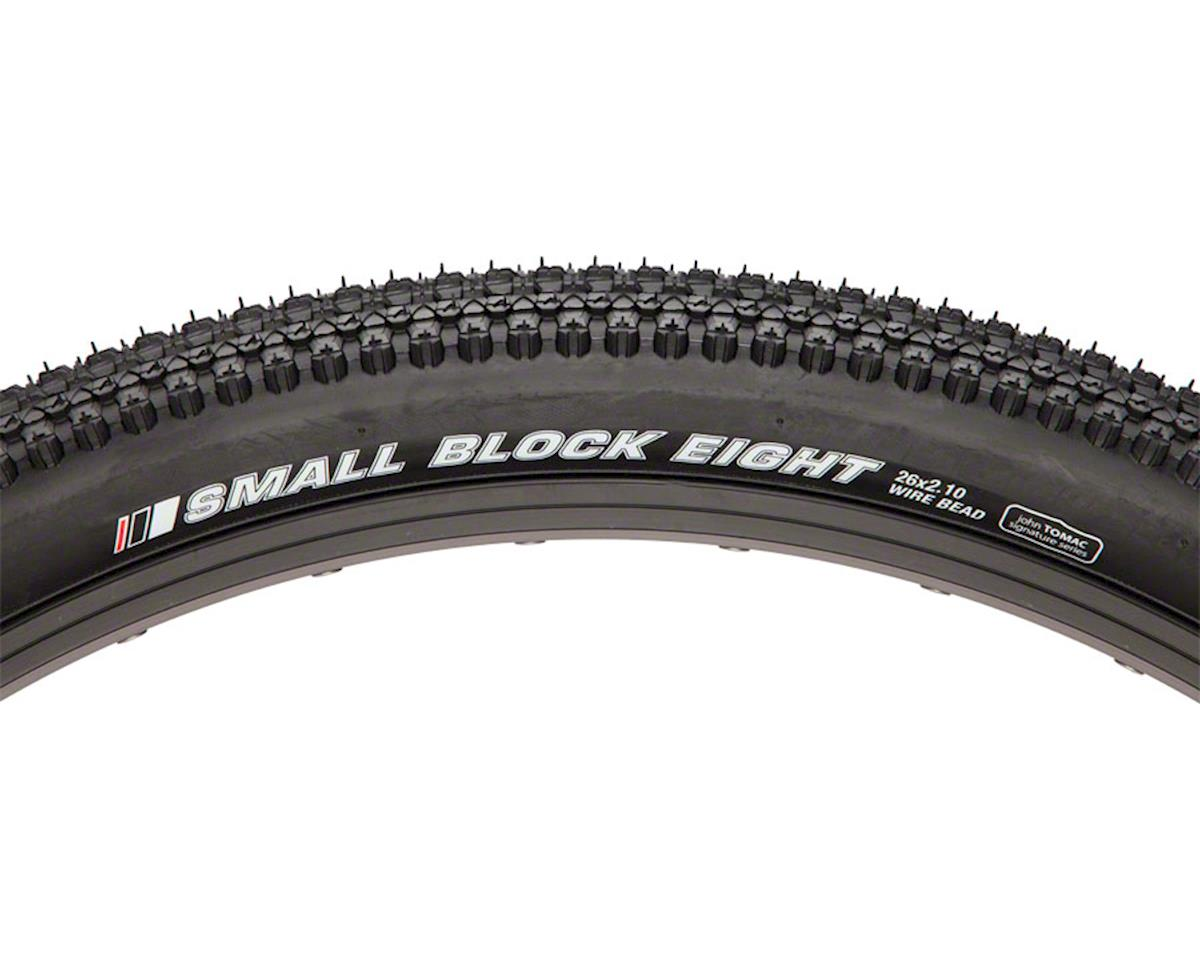 "Kenda Small Block-8 Sport W tire, 26 x 2.1"" DTC"