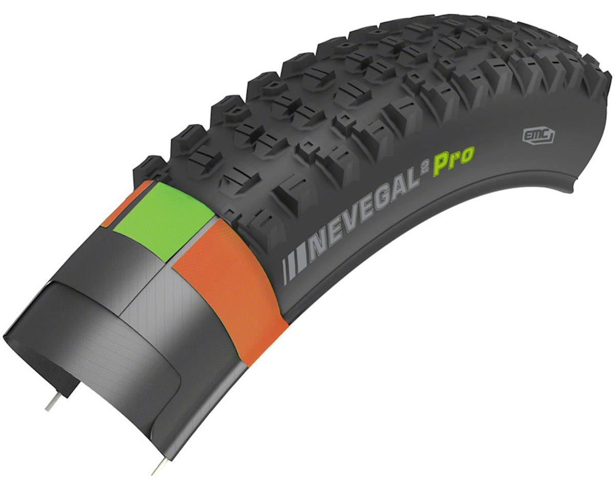 Kenda Tires Ken Nevegal2 Pro 27.5X2.6 Bk/Bk En-Dtc/Atc/Tlr Fold 25-50Psi