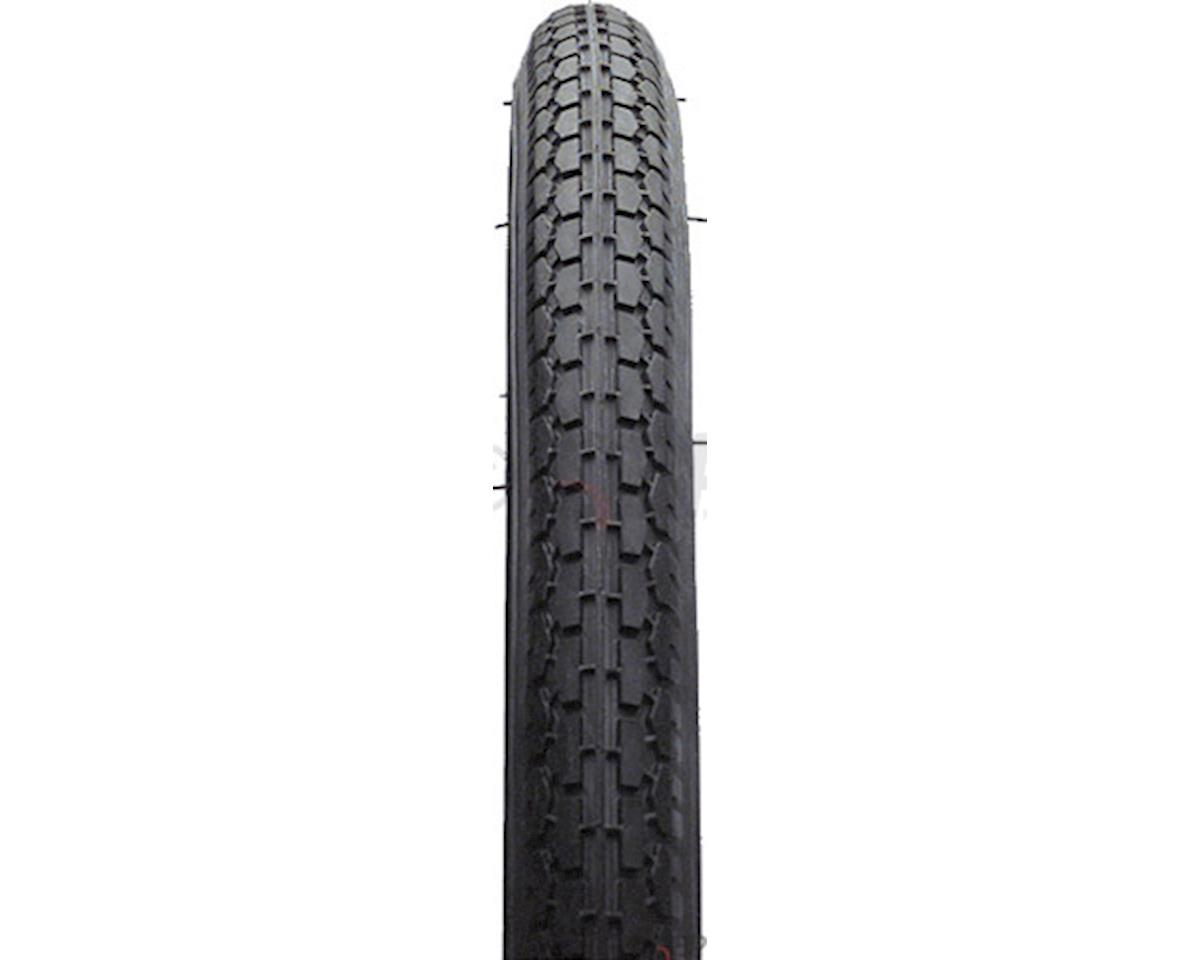 Kenda Schwinn Tire - 24 x 1-3/8 x 1-1/4, Clincher, Wire, Black, 22tpi