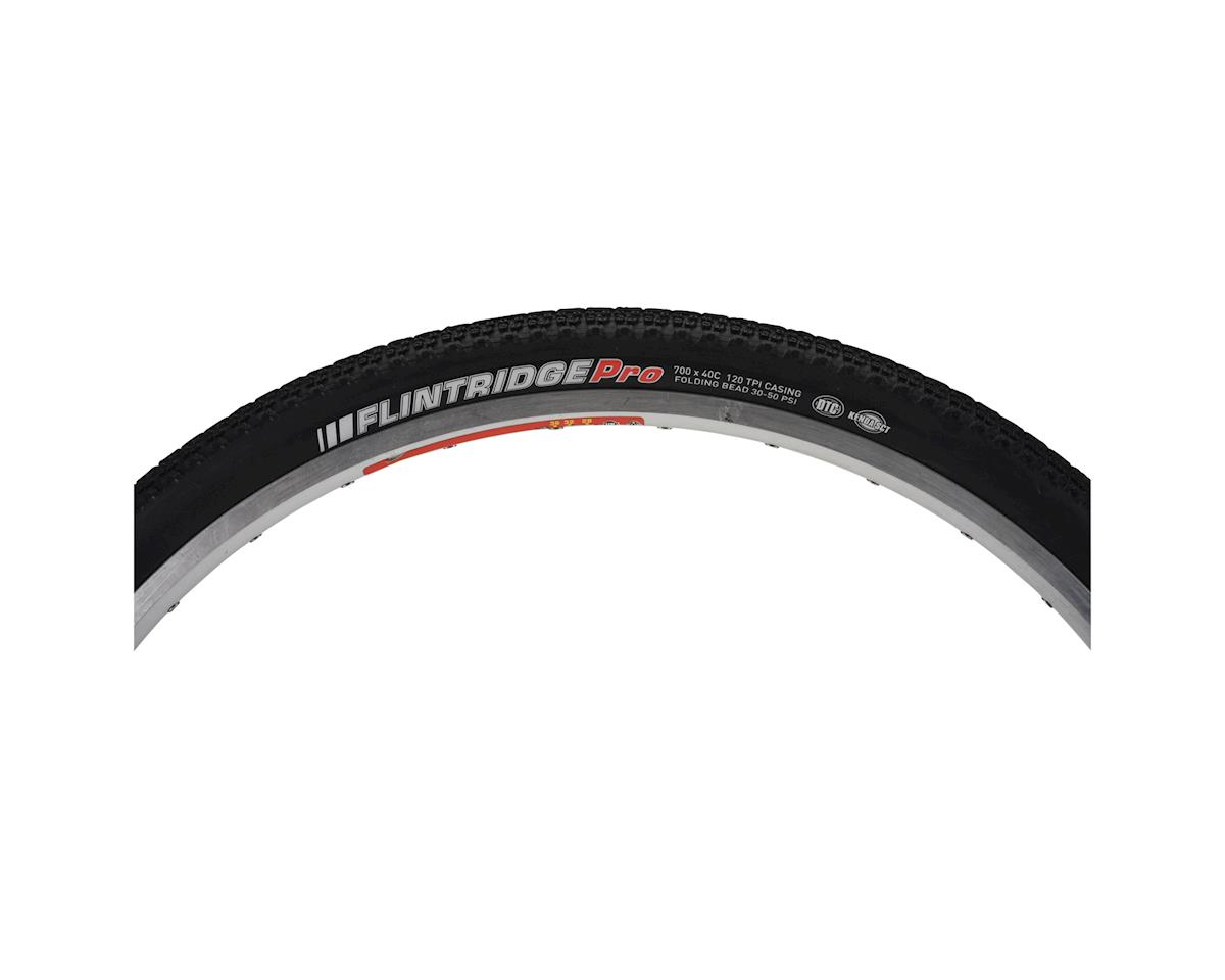 Kenda Flintridge Pro Tire - 700C (Black) (700C X 40)