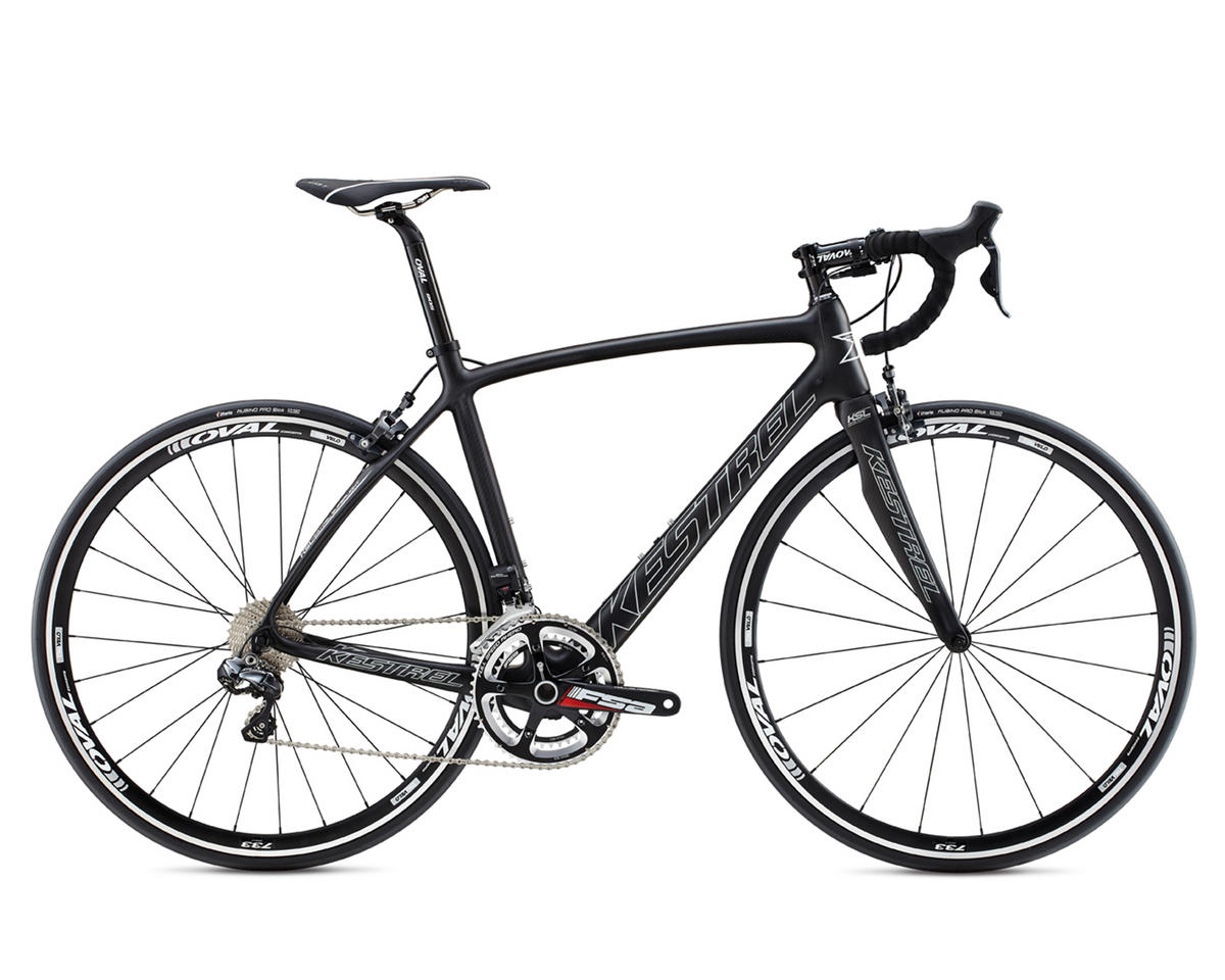 Kestrel Legend SL Ultegra Di2 Carbon Road Bike (Carbon/White) (48cm)
