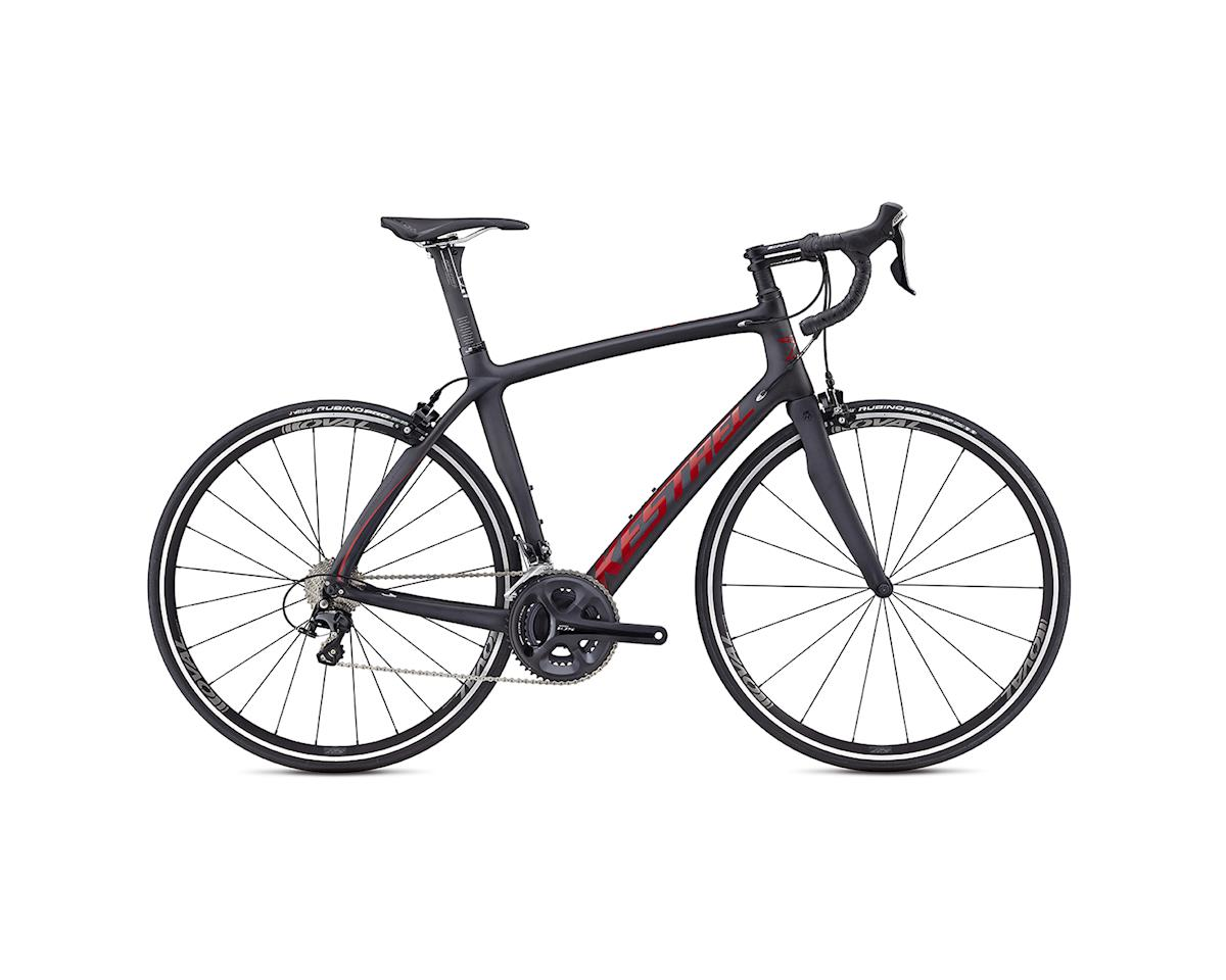 Kestrel RT-1000 Shimano 105 Road Bike - 2017 (Carbon/Red) (62)