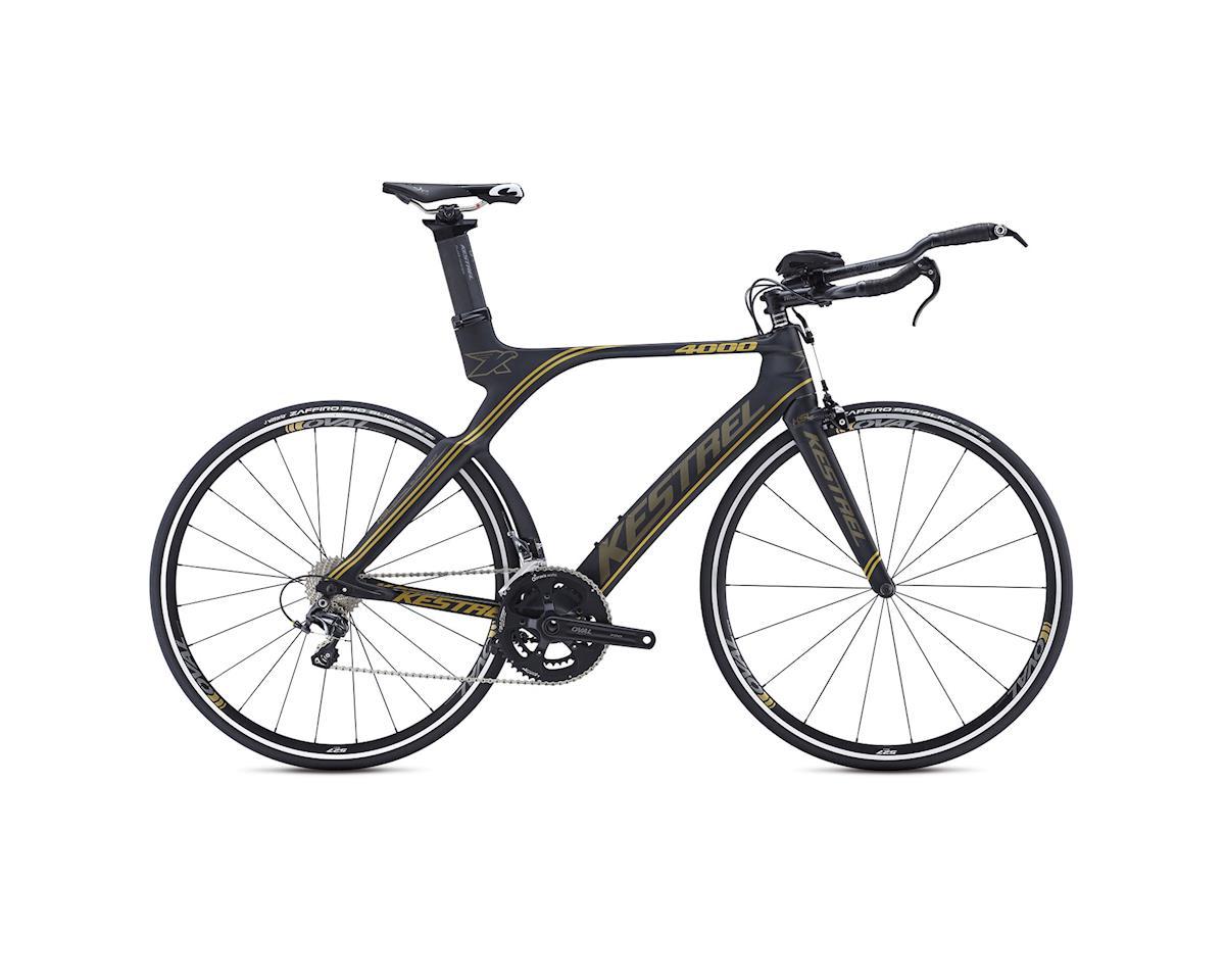 Kestrel 4000 Road Bike - 2016 Shimano Ultegra (Black) (57)