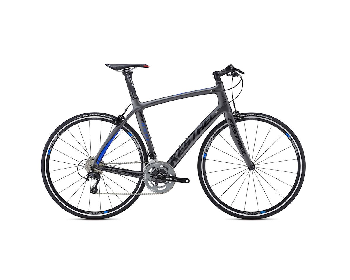 Kestrel RT-1000 Shimano 105 Flat Bar Road Bike - 2016 (Grey) (62)