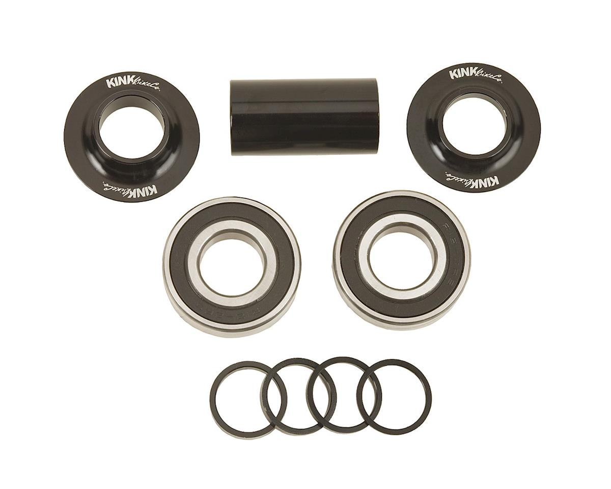 Kink Mid Bottom Bracket Kit (Matte Black)