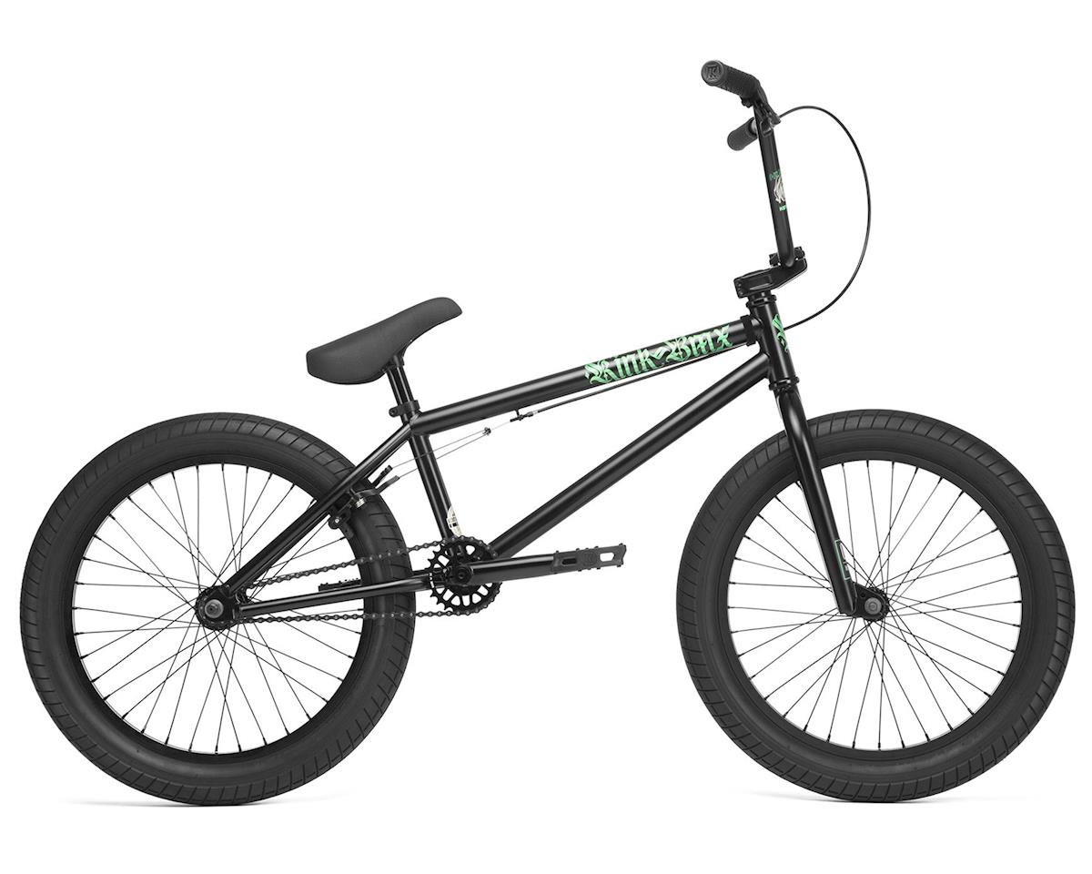 "Kink 2020 Curb 20"" BMX Bike (20"" Toptube) (Matte Guinness Black) 