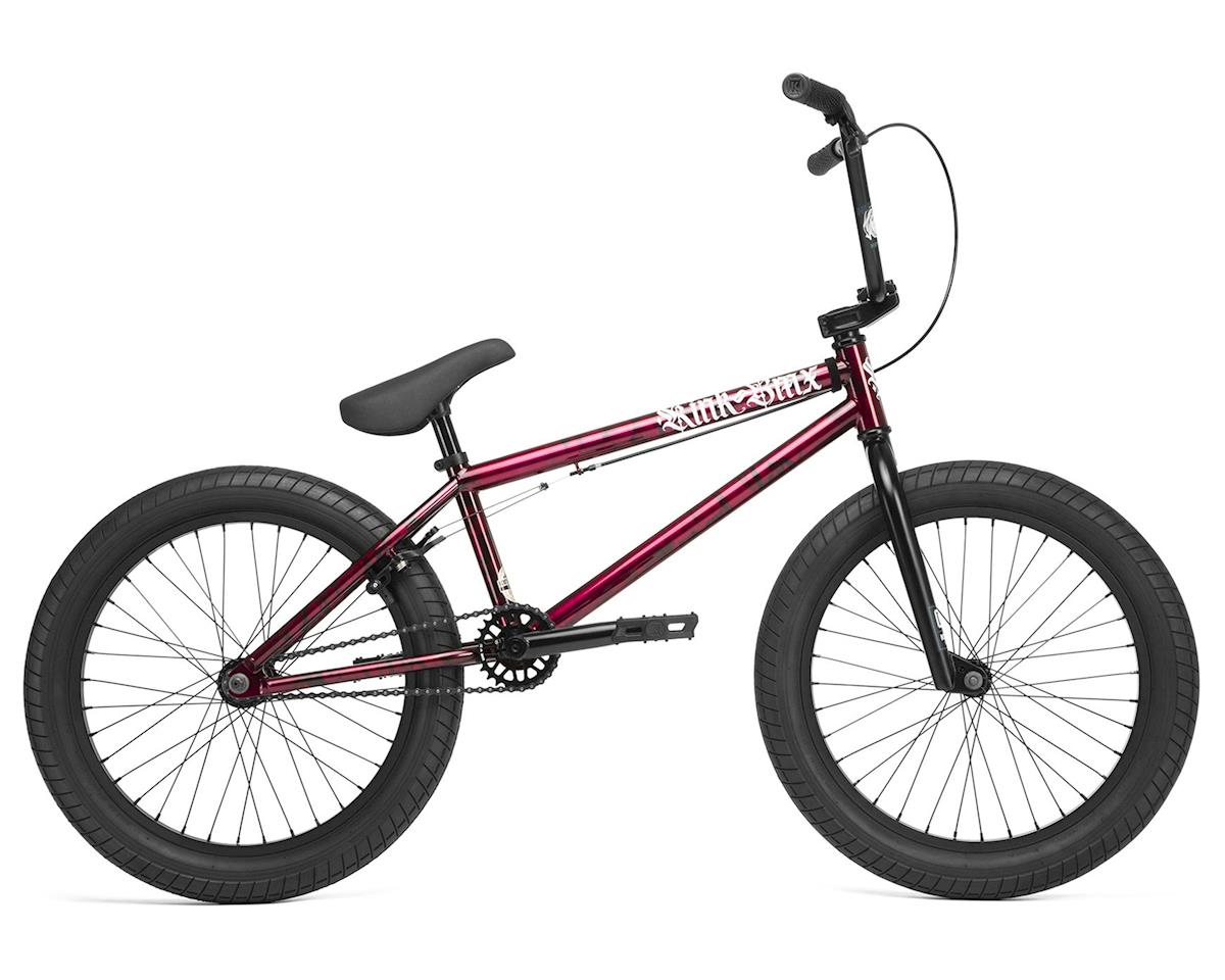 "Kink 2020 Curb 20"" BMX Bike (Gloss Smoked Red)"