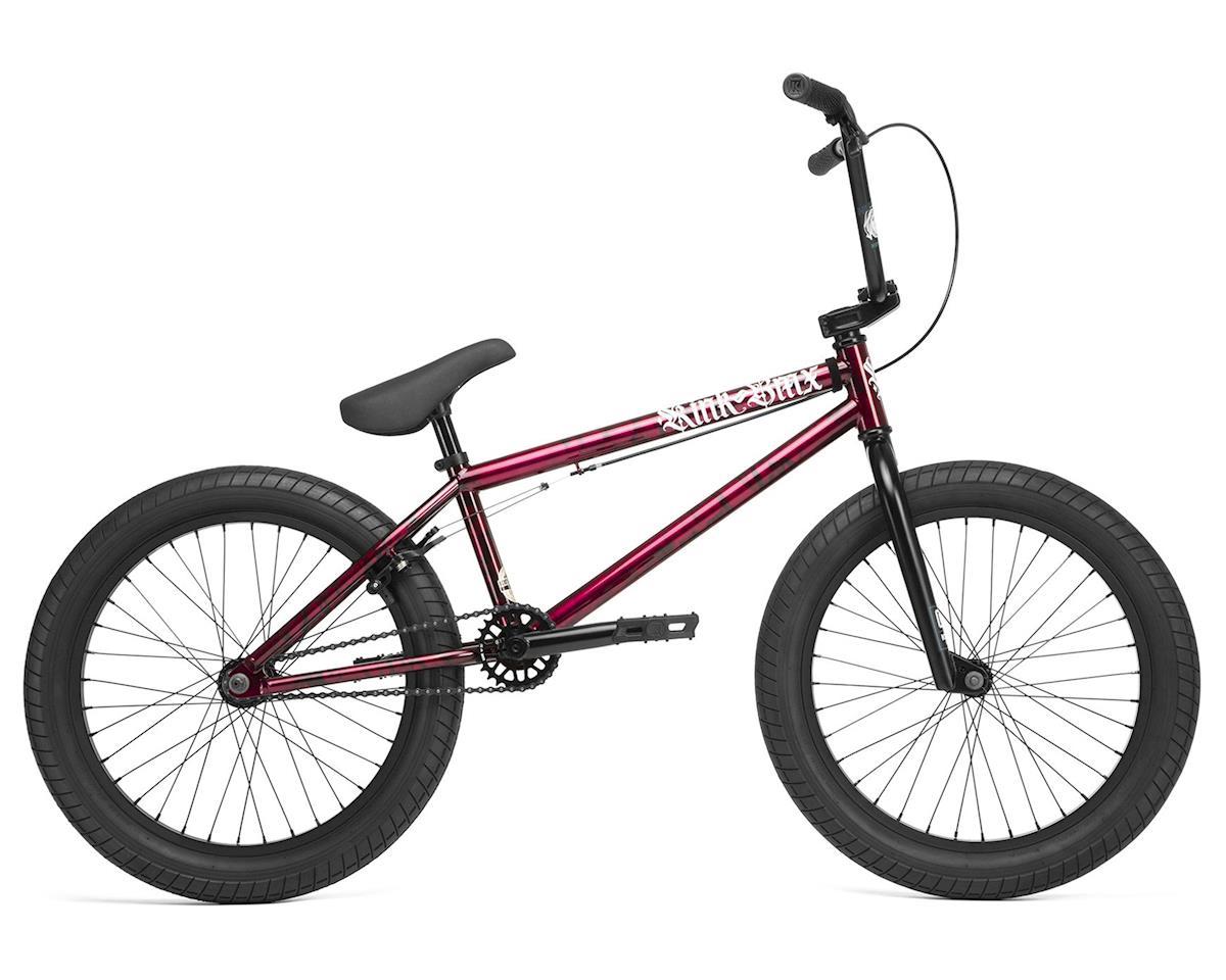 "Kink 2020 Curb 20"" BMX Bike (20"" Toptube) (Gloss Smoked Red)"