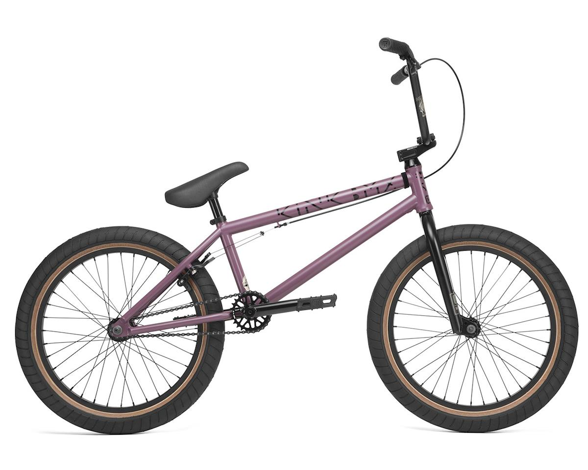 "Kink 2020 Launch 20.25"" BMX Bike (20.25"" Toptube) (Matte Dusk Lilac)"