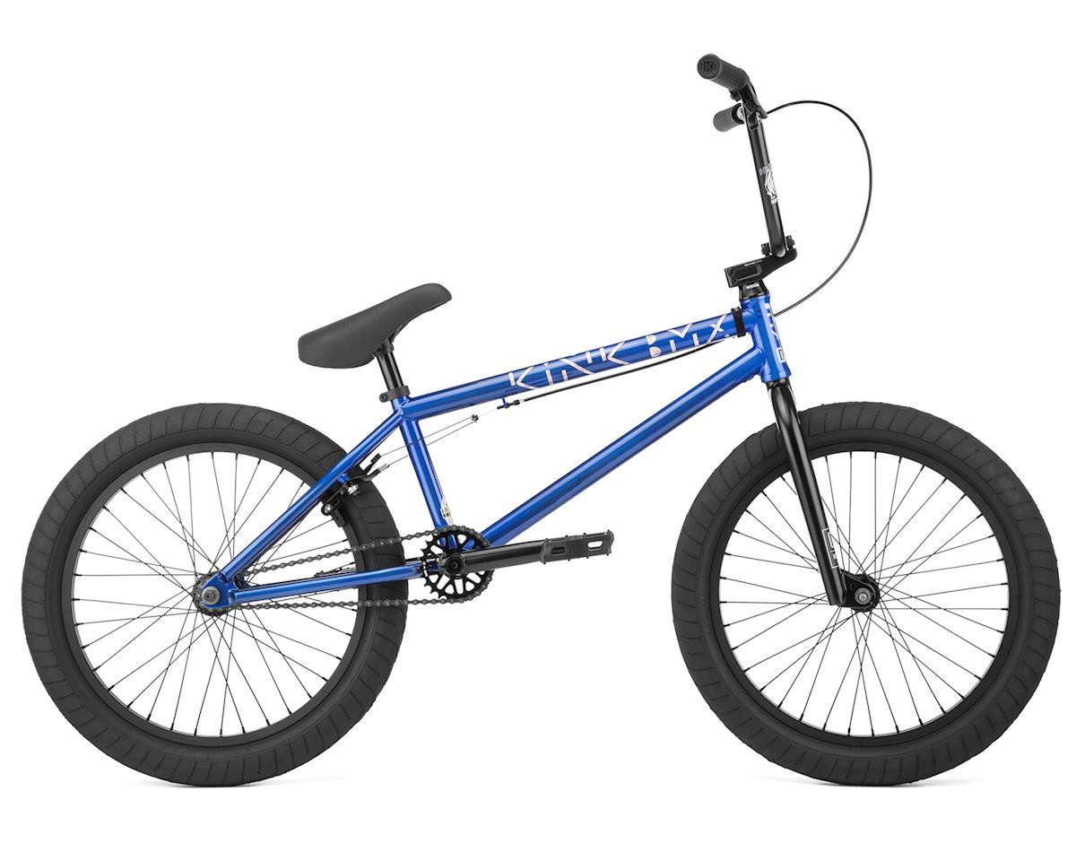 "Kink 2020 Launch 20.25"" BMX Bike (20.25"" Toptube) (Gloss Digital Blue)"