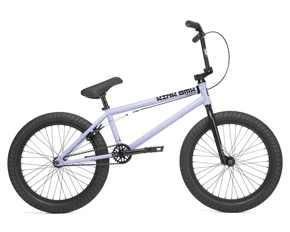 """Kink 2020 Gap 20.5"""" BMX Bike (20.5"""" Toptube) (Gloss Lavender Splatter)"""